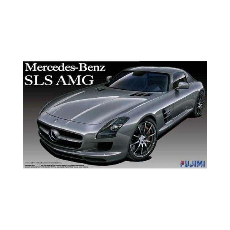 FUJIMI Mercedes-Benz SLS AMG