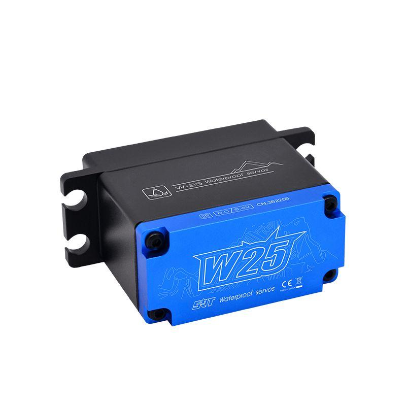 SRT W25 Digitális HV Vízálló Crawler szervó