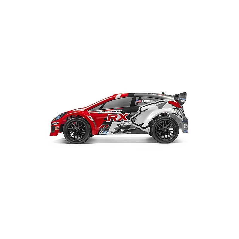 Strada RED RX 1/10 BRUSHLESS elektro RALLY CAR