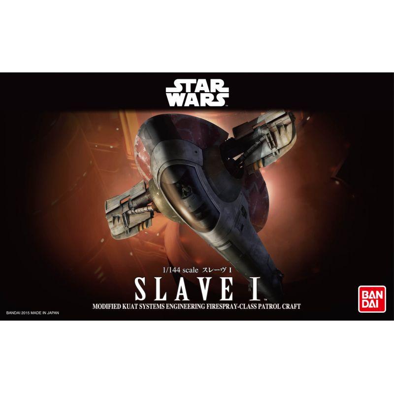 01204 Revell Star Wars Slave I. 1/144