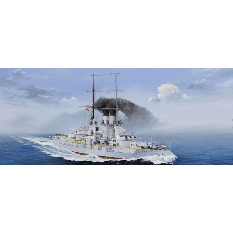 Szent István hajó makett 1/350