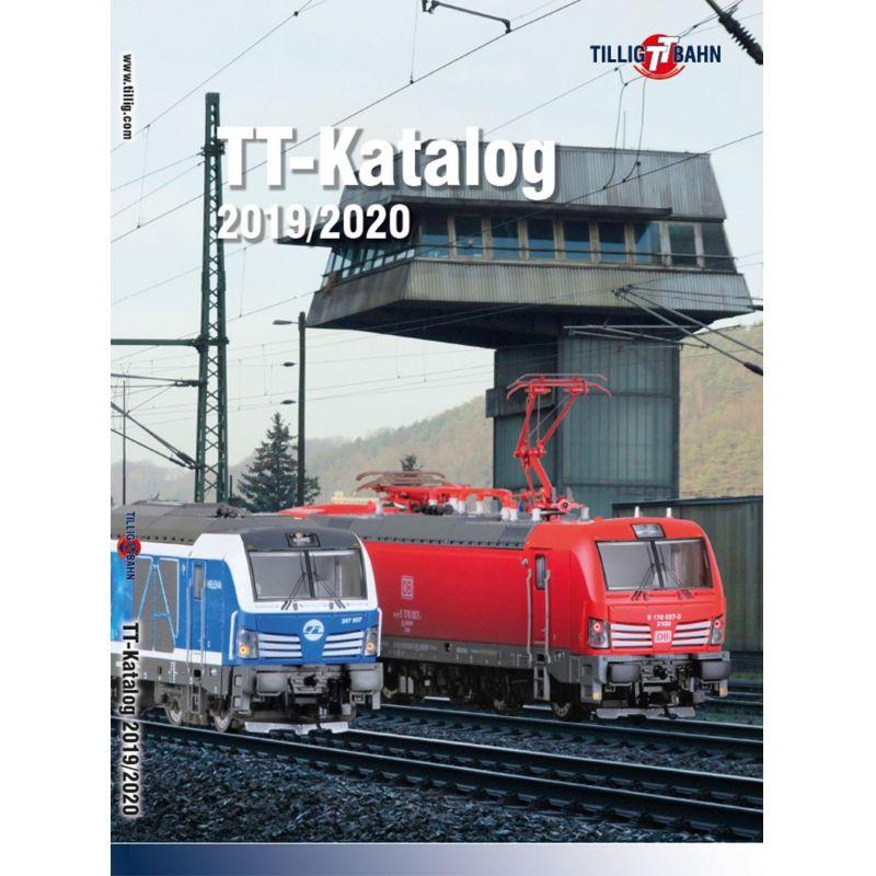 Tillig 09583 TT-Katalog 2019/2020