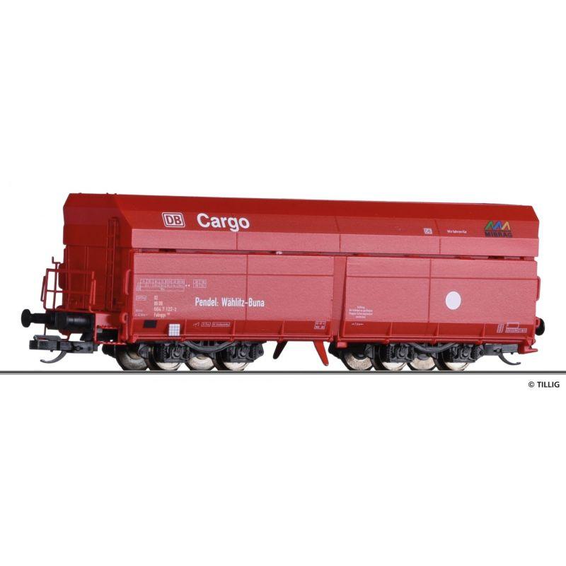 Tillig 15294 Önűrítős kocsi Falnqqs, DB Cargo/MIBRAG V