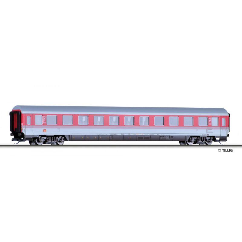 Tillig 16542 Személykocsi 2.o. Bvmz 185,DB IV, 2. pályaszám