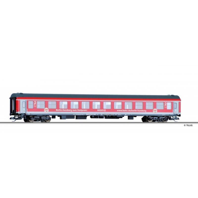 Tillig 501471 Személykocsi 2.o. Bimz 546.8 DB AG VI