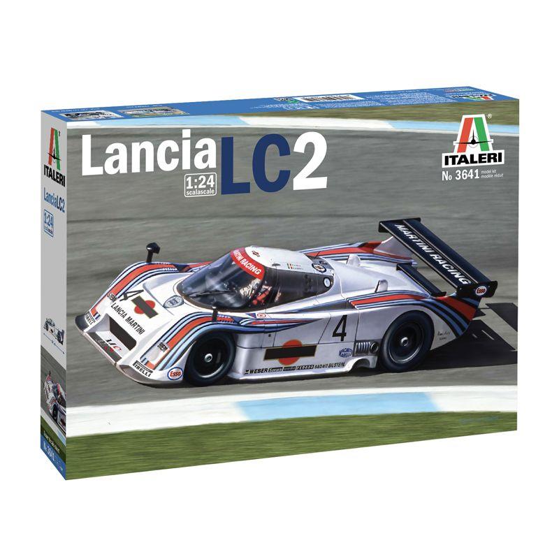 3641S ITALERI Lancia LC2 1:24