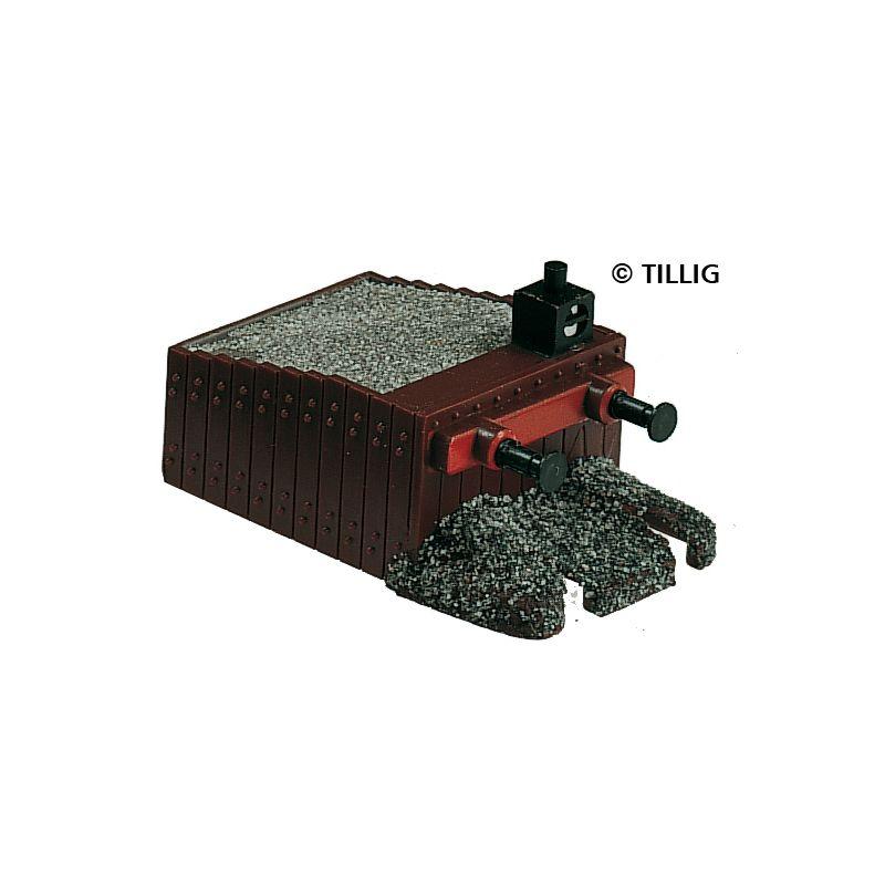 Tillig 07950 Ütközőbak sín nélkül