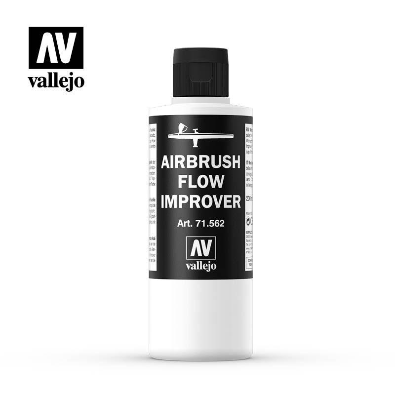 Vallejo 71562 Airbrush folyósító, száradáslassító, 200 ml