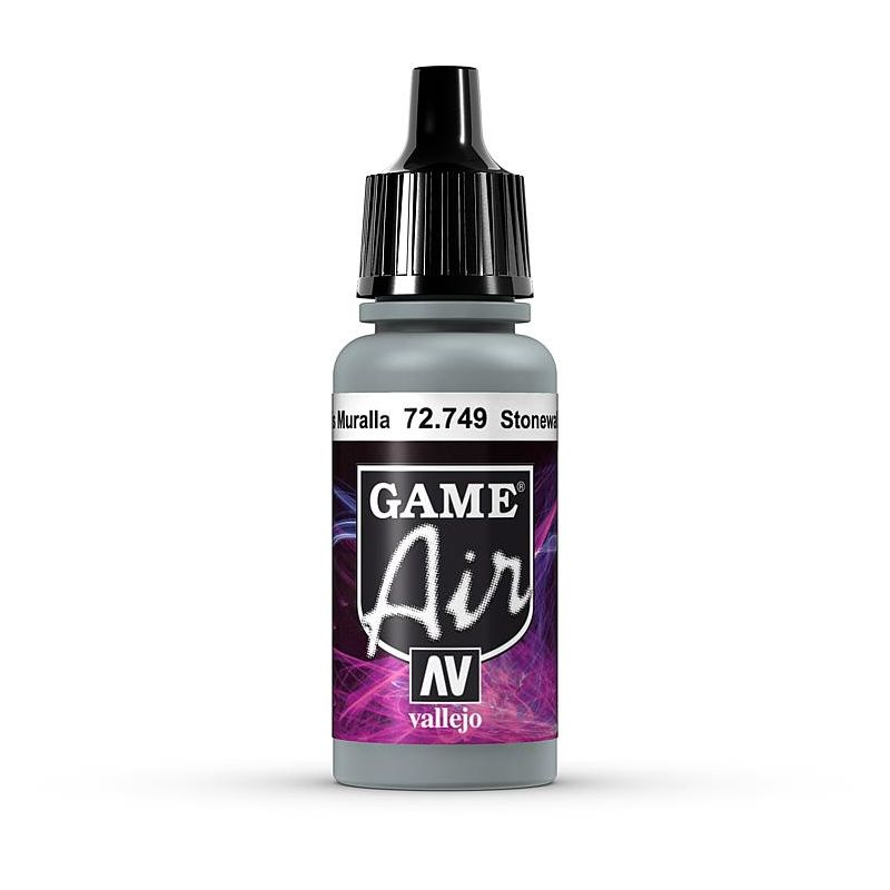 Vallejo 72749 Stonewall Grey, 17 ml