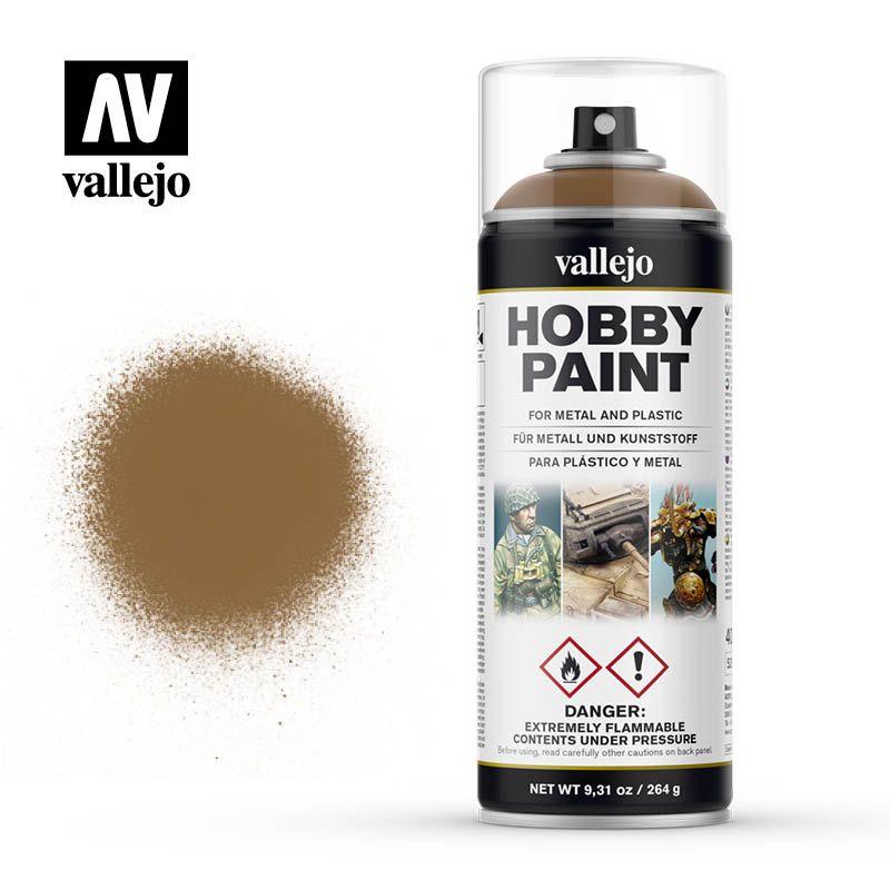 Vallejo Fantasy 28014 Bőrbarna festékspray
