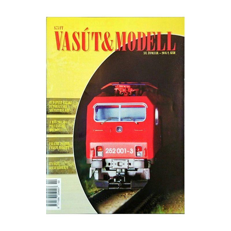 Vasút & Model újság