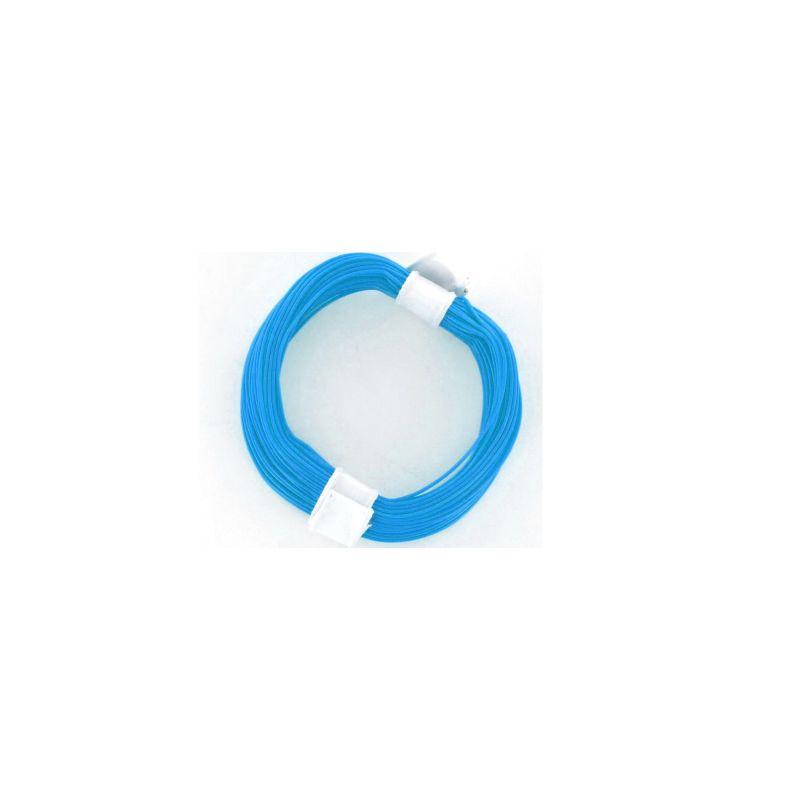 Brawa 32405 Vezeték dekóderhez, kék