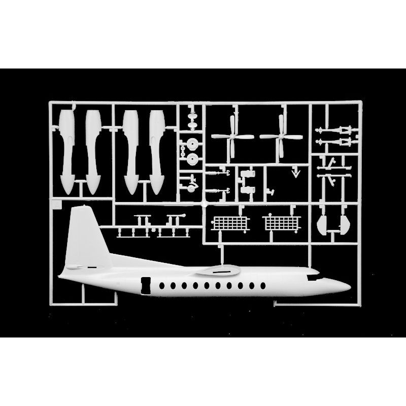 1430 Italeri Fokker F27 Friendship 1:72