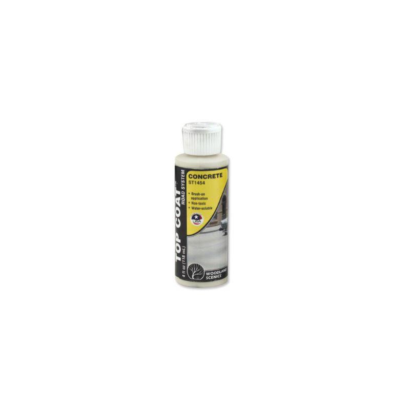 Woodland ST1454 Top Coat színező, betonszürke, 118 ml
