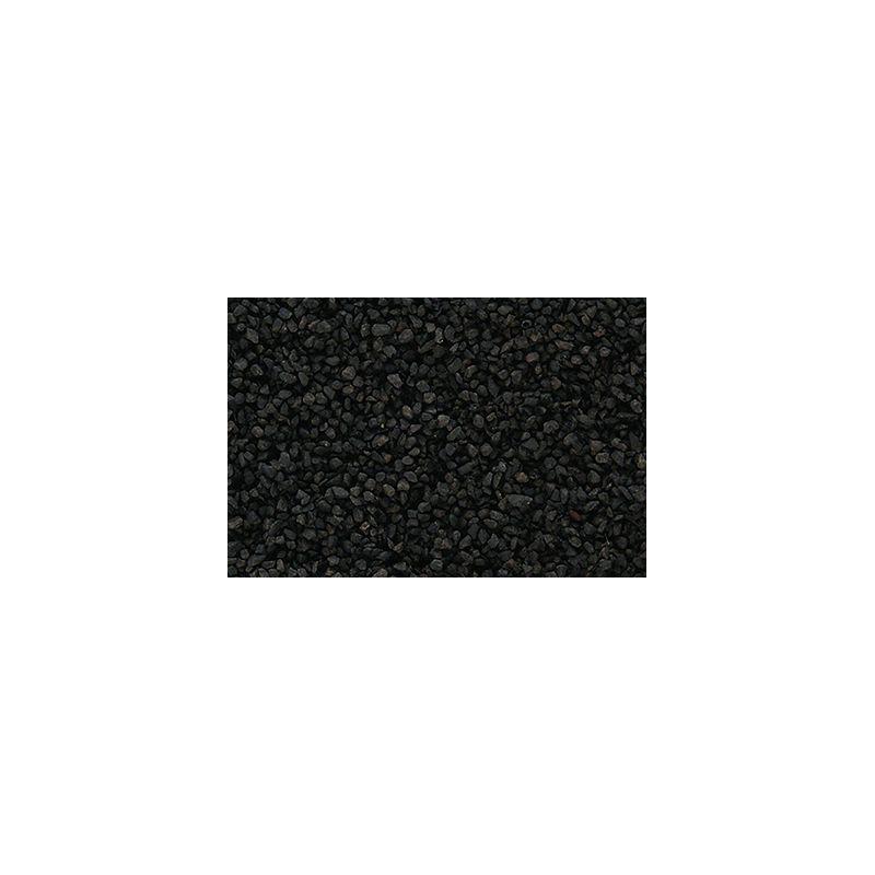 Woodlands B1376 Zúzalék, fekete, finomszemcsés, 600 g