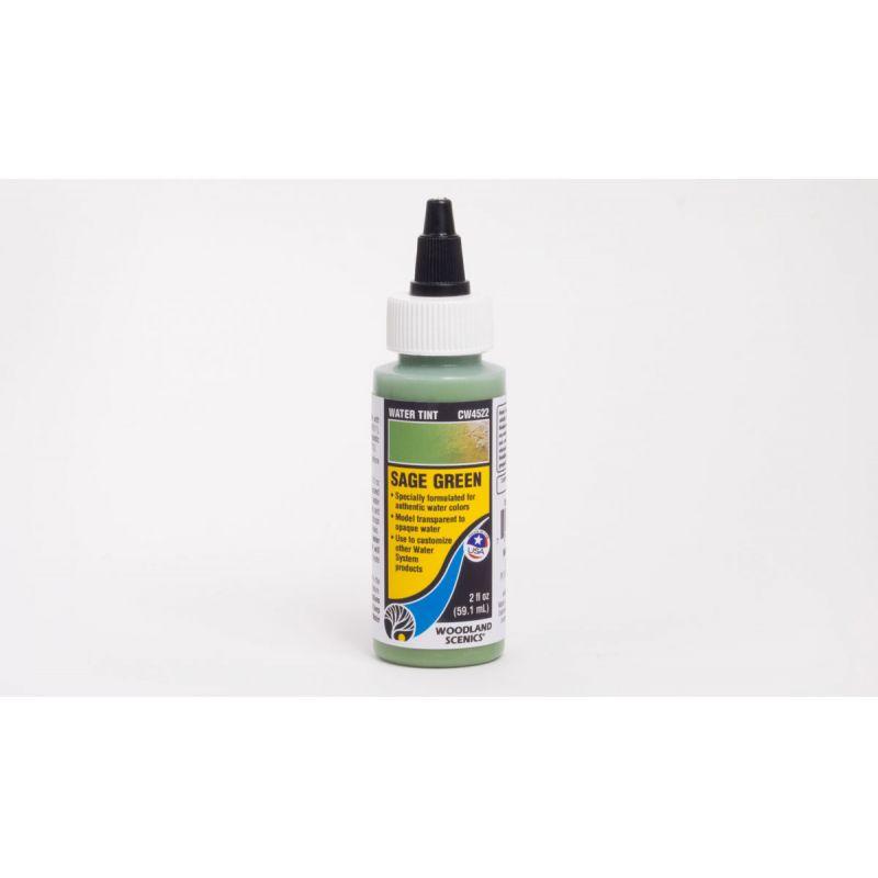 Woodlands CW4522 Vízszínező Water Tint, zsályazöld, 59 ml