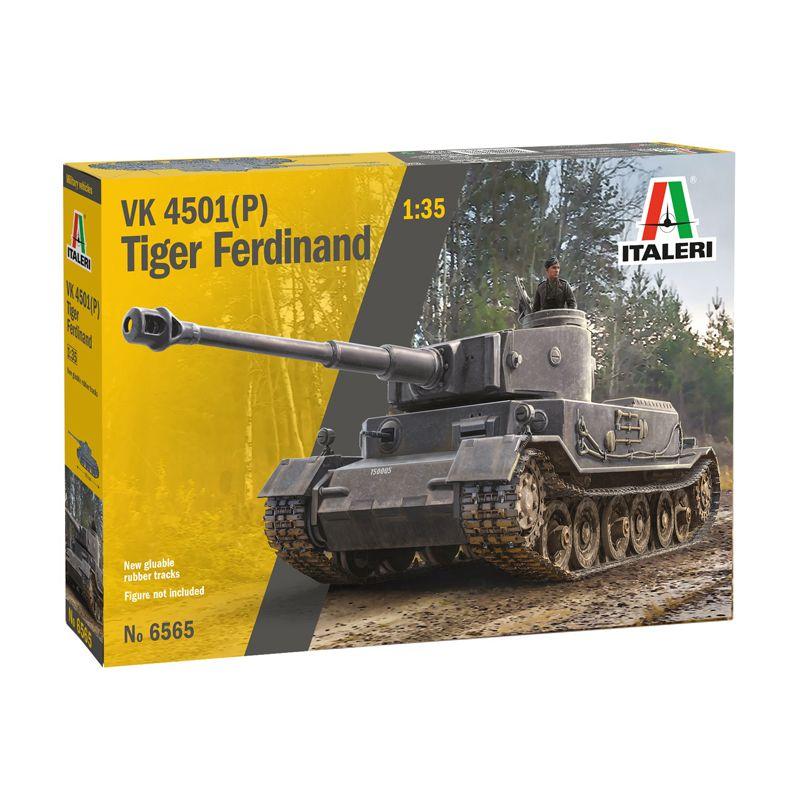 6565S ITALERI VK 4501(P) Tiger Ferdinand 1:35